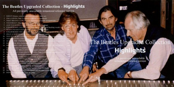 The Beatles Upgraded Collection - Highlights