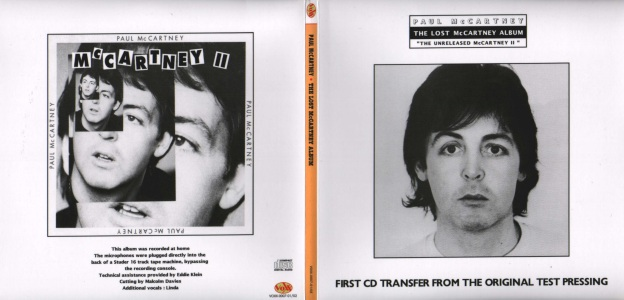The Lost McCartney Album